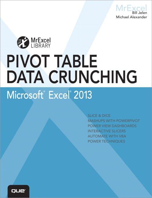 2010 microsoft pivot pdf data crunching excel table