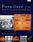 Furniture of the New Zealand Colonial Era:…