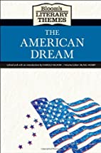 The American Dream by Harold Bloom