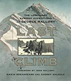 Last Climb: The Legendary Everest…