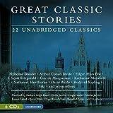 Great classic stories [22 unabridged classics]