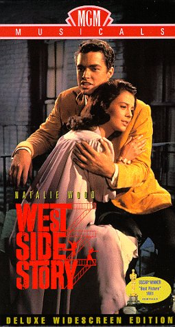 West Side Story composed by Leonard Bernstein and Stephen Sondheim; written by Arthur Laurents