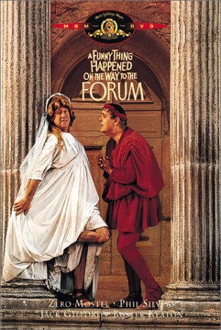 Get A Funny Thing Happened on the Way to the Forum On Video