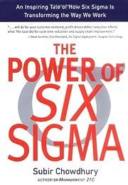 Power of Six Sigma av Subir Chowdhury
