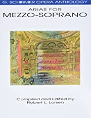 Arias for Mezzo-Soprano: G. Schirmer Opera…
