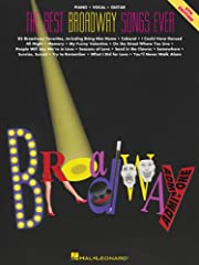The Best Broadway Songs Ever (Best Ever) –…