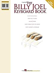 The Billy Joel Keyboard Book: Note-for-Note…