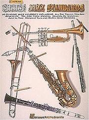 Choice jazz standards : alto sax