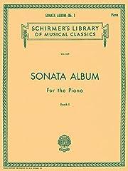 Sonata Album for the Piano - Book 1: Piano…