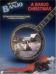 A Banjo Christmas: Banjo Solo de Hal Leonard…