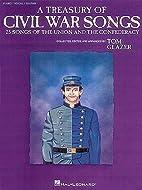 A Treasury of Civil War Songs by Tom Glazer