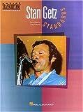 Stan Getz standards / transcribed by Greg Fishman