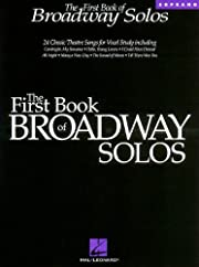 The First Book of Broadway Solos: Soprano…