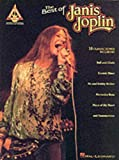 The best of Janis Joplin / music transcriptions by Jeff Jacobson and Paul Pappas