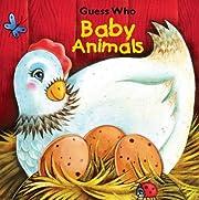 Guess Who Baby Animals de Jodie Shepherd