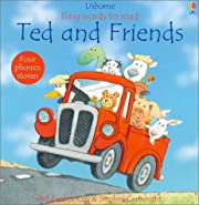 Ted and Friends (Easy Words to Read) –…