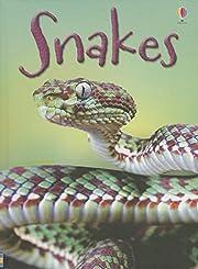 Snakes (Usborne Beginners) – tekijä:…