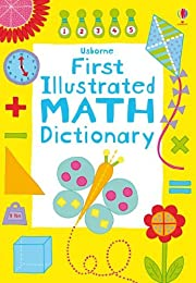 First Dictionary of Math por Kirsteen Rogers