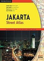 Jakarta Street Atlas by Periplus Editions