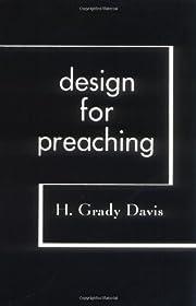 Design for Preaching av H. Grady Davis
