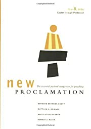 New Proclamation Year B, 2006: Easter…