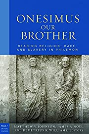 Onesimus Our Brother: Reading Religion,…