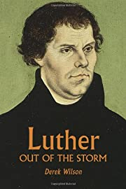 Luther : out of the storm – tekijä: Derek…