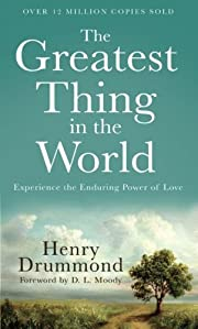 The Greatest Thing in the World: Experience…