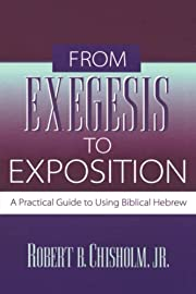 From exegesis to exposition : a practical…