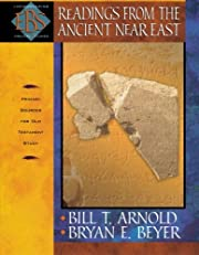 Readings from the Ancient Near East: Primary…