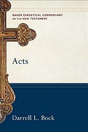 Acts de Darrell L. Bock