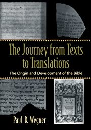 Journey from Texts to Translations: The…