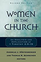 Women in the Church: An Analysis and…