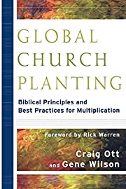 Global Church Planting: Biblical Principles…