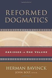 Reformed Dogmatics av Herman Bavinck
