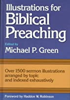 Illustrations for biblical preaching by…