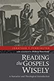 Reading the Gospels Wisely: A Narrative and Theological Introduction book cover