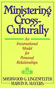 Ministering Cross-Culturally: An…