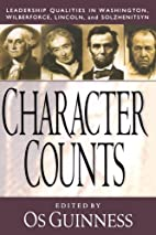 Character Counts: Leadership Qualities in…