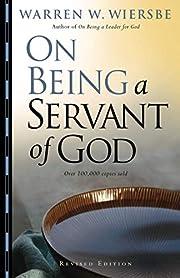 On Being a Servant of God – tekijä:…