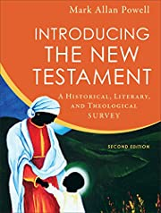 Introducing the New Testament: A Historical,…