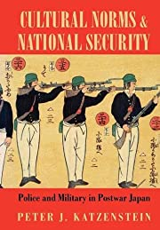 Cultural norms and national security :…
