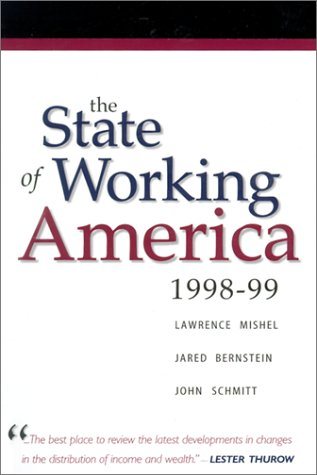 Image for The State of Working America, 1998-99