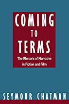 Coming to Terms: The Rhetoric of Narrative…