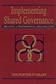 Implementing Shared Governance: Creating a…