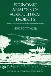 Economic Analysis of Agricultural Projects…