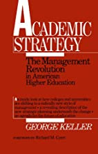 Academic Strategy: The Management Revolution…