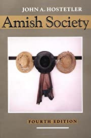 Amish Society af John A. Hostetler