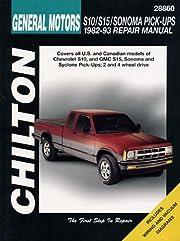 Chevrolet S10, S15, Sonoma, and Pick-ups,…