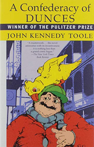 A Confederacy of Dunces, by Toole, John, Kennedy